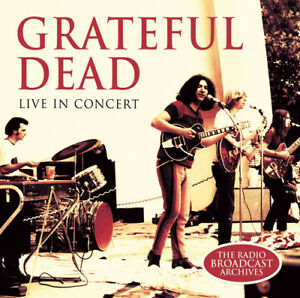 The-Grateful-Dead-Live-in-Concert-CD-2018-NEW-FREE-Shipping-Save-s
