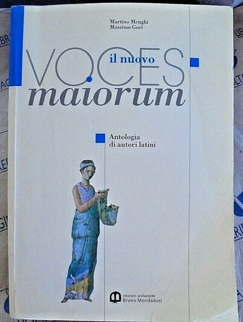 IL NUOVO VOCES MAIORUM - MARTINO MENGHI e MASSIMO GORI - BRUNO MONDADORI