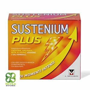 Sustenium Plus - L'Integratore Tonico A Base Di Vitamine, Sali Minerali