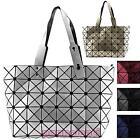 Borsa donna Shopping Bag a spalla borsetta trasformabile zip nuova 70692