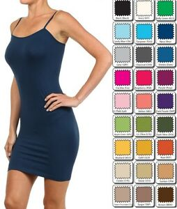 Tight Tank Mini Dress