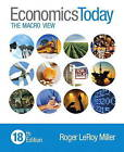 Economics Today: The Macro View by Roger LeRoy Miller (Paperback, 2014)