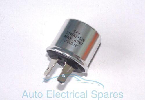 Indicator flasher unit 2 terminal 21W x 2 42W TRIUMPH JAGUAR CLASSIC MINI