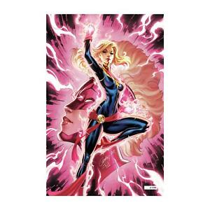 CAPTAIN-MARVEL-7-J-SCOTT-CAMPBELL-GLOW-IN-DARK-SDCC-VARIANT-NM-AVENGERS-THANOS