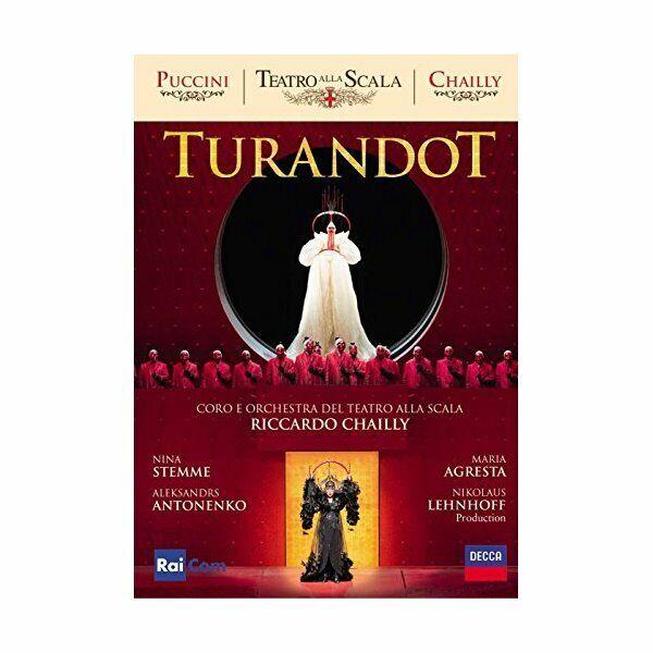 DVD Riccardo Chailly - Turandot