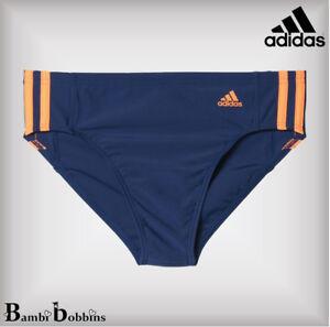 Adidas-Performance-Infinitex-Boys-EC3SM-Swimming-Trunks-Age-2-3-Years-Euro-98