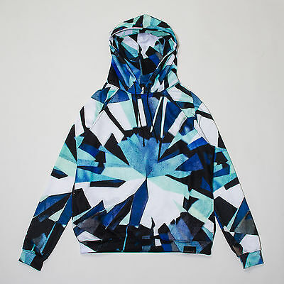 DIAMOND SUPPLY CO ~ VVS Simplicity Pullover Hoodie size Med New Authentic Ltd Ed