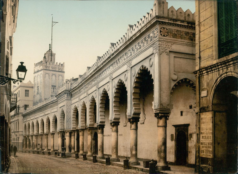 La grande mosquée d'Alger dans Archéologie s-l1600
