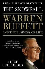 The Snowball: Warren Buffett and the Business of Life NEW BOOK