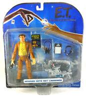 Et Extra Terrestrial Interactive Keyman W/ Net Launcher Toys R Us Exclusive 2001