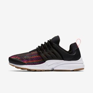 look for exclusive shoes great prices Details about NIKE AIR PRESTOR JCRD PREMIUM SIZE 6.5 RUN BLACK HOT LAVA  TRAINER SHOE