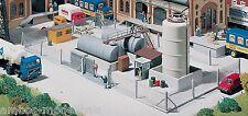(22,95€/m) Faller 272420 Spur N, Industrie-Metallzaun, 370 mm, 10 Teile, Bausatz