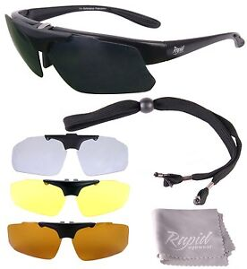rx sportbrille in sehst rke mit optikadapter. Black Bedroom Furniture Sets. Home Design Ideas