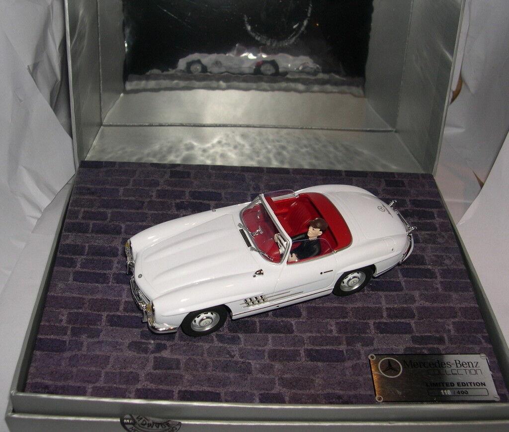 LOGEMENT SUPÉRIEUR TOP-7112 MERCEDES BENZ 300SL ROADSTER 1958 EDITION LIMITÉE