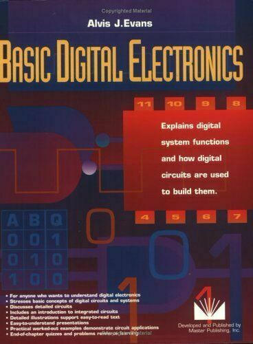 Basic Digital Electronics By Alvis J Evans 2001 Trade Paperback For Sale Online Ebay
