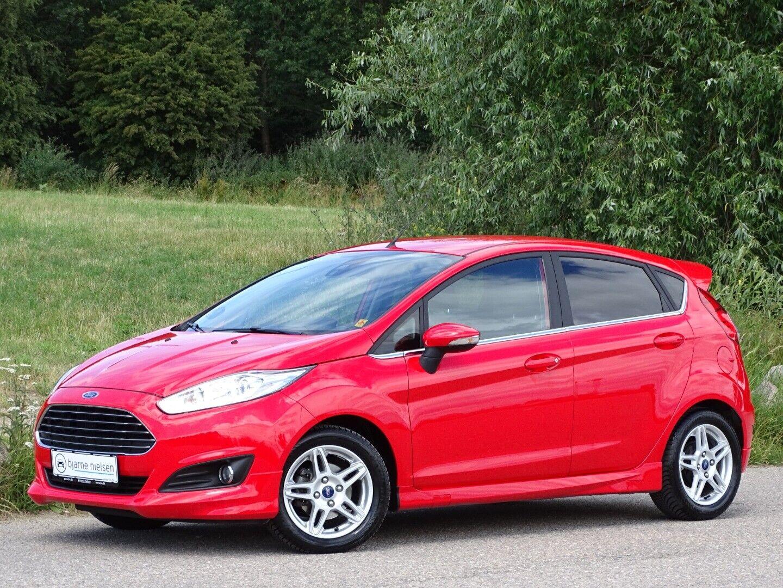 Ford Fiesta 1,0 SCTi 125 Titanium