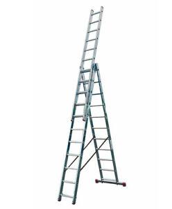 Scala-alluminio-componibile-mod-K1011-11-gradini-x-3-rampe