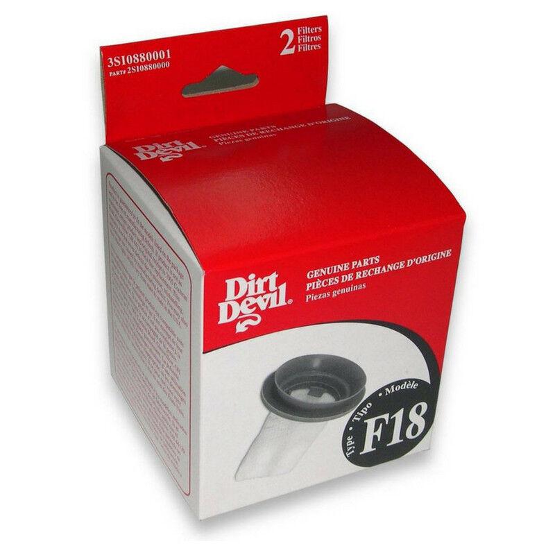 Dirt Devil f18 Vacuum Filter 3SI0880001