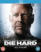 Die Hard Quadrilogy (Blu-ray)