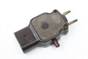 alter Gerätestecker mit Schalter für Steckdose Kabel Bakelit stecker