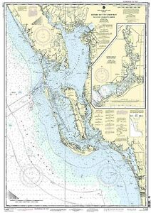 Estero Bay to Lemon Bay, Charlotte Harbor - continuation of Peace River