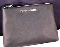 Elegant 7 Victoria Secret Vs Cosmetic Makeup Clutch Bag Purse Black