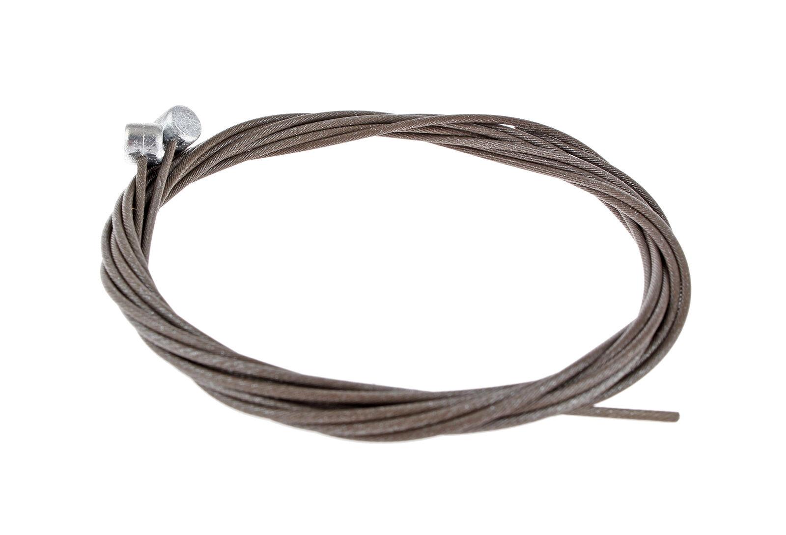 SCS W1.5NGT Ceramic Teflon Bike Brake Inner Wire Cables for Mountain MTB 1pr
