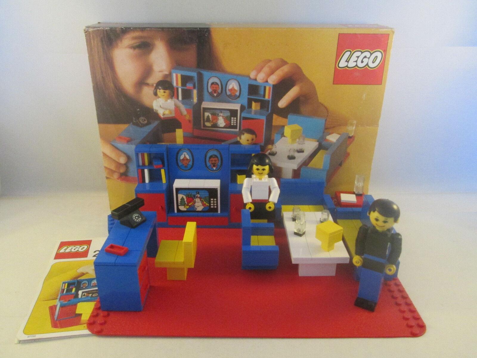 Lego Homemaker - 264 Living Room Set