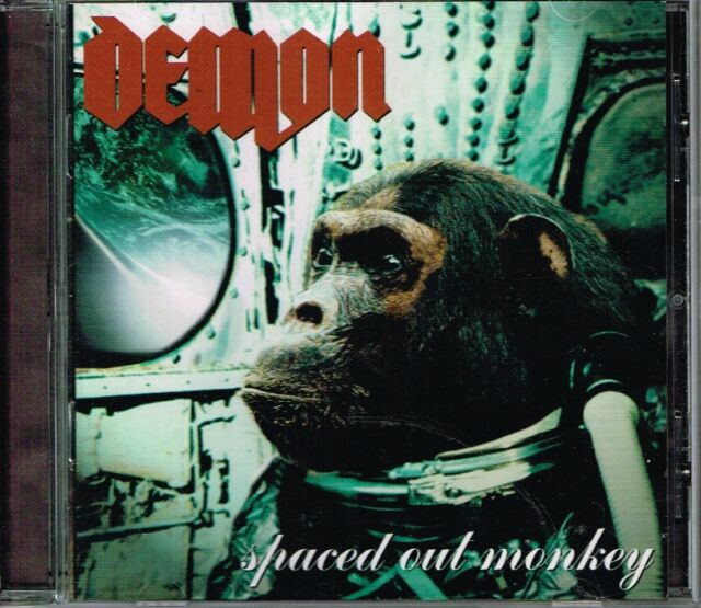 DEMON - SPACED OUT MONKEY (RHCD43) CD