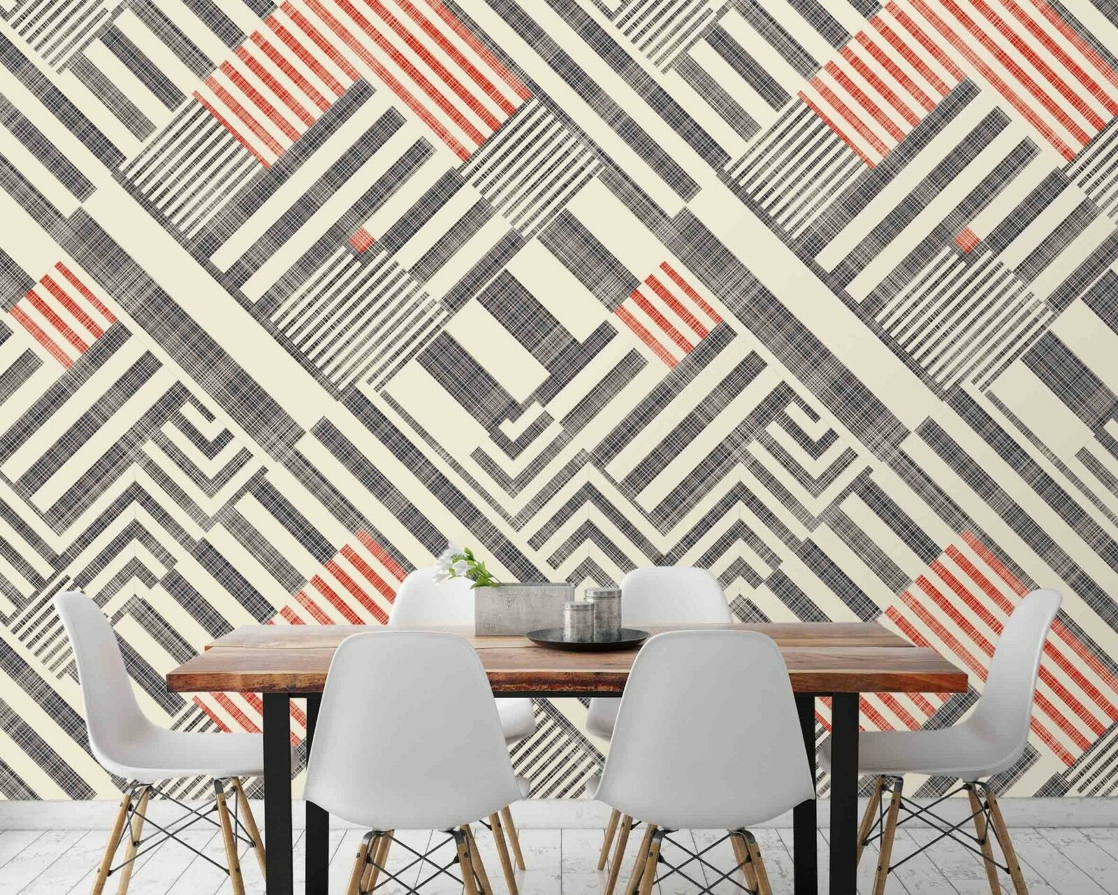 3D rot Pattern 718 Wall Paper Print Wall Decal Deco Indoor Wall Murals US Summer