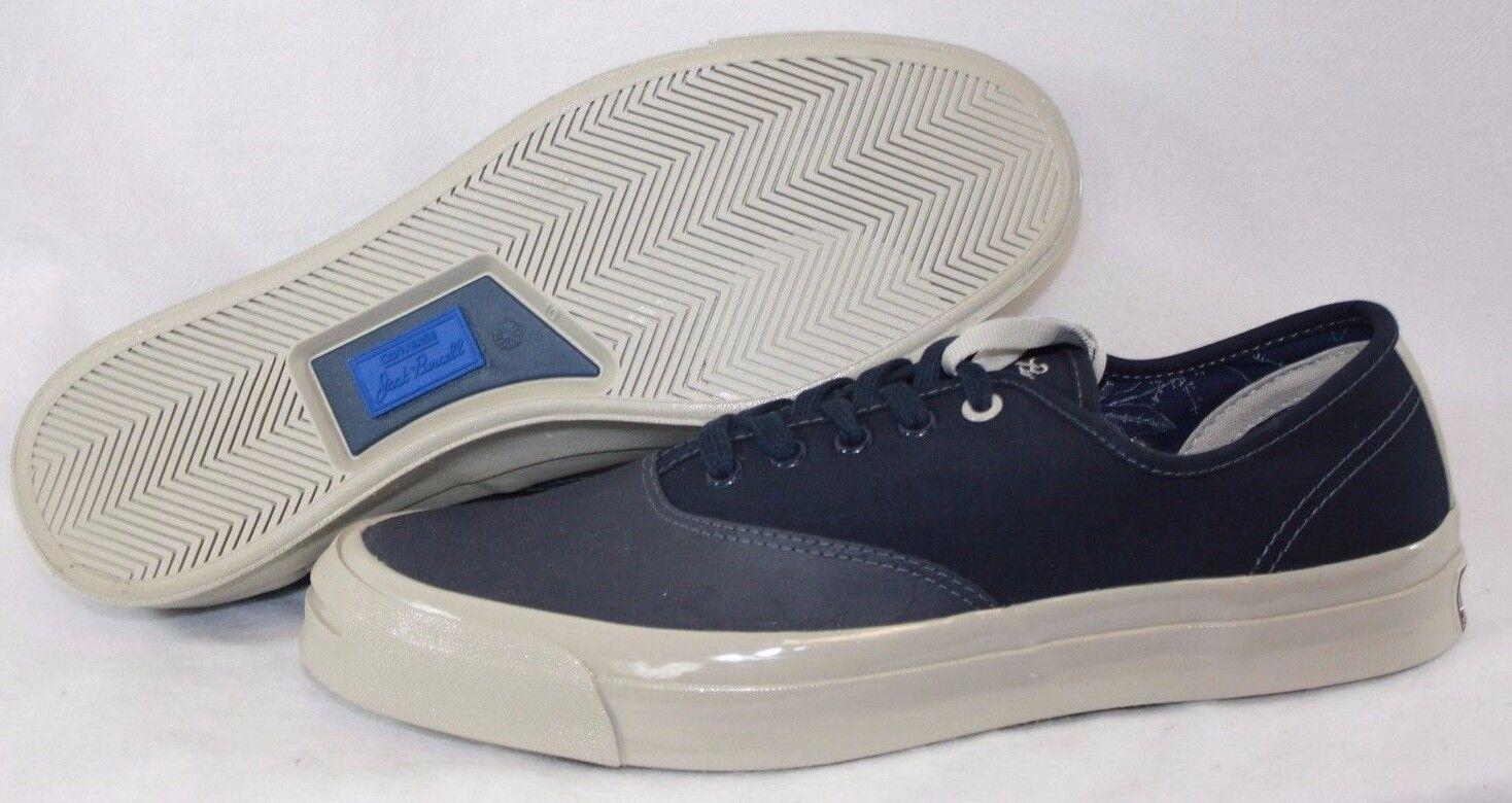 NEW NEW NEW Mens CONVERSE 153066C Jack Purcell Signature CVO OX HANCOCK scarpe da ginnastica scarpe 13feb1