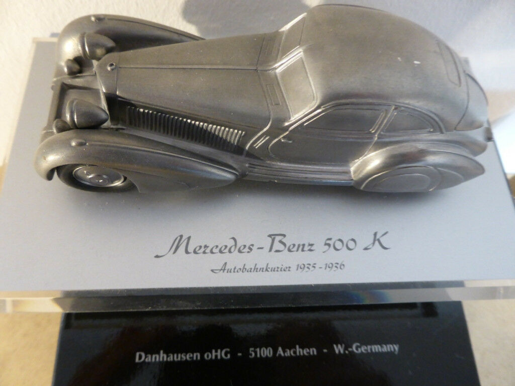 RARITÄT in 1 43 AMR DANHAUSEN Mercedes Benz 500K Autobahnkurier    Am wirtschaftlichsten