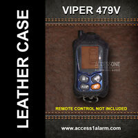 Viper 479v Leather Remote Control Case