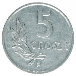 Polen-5-Groszy-1949-A46366