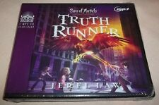 Son of Angels, Jonah Stone: Truth Runner 4 by Jerel Law (MP3 CD, 2013) NEW