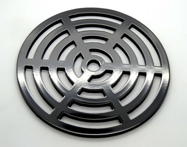 250mm 25cm Round Stainless steel metal heavy duty drain cover gully grid grate