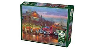 JackPine Puzzles 1000 pieces Jigsaw Puzzle - Big Red CBL80188