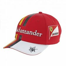 2017 OFFICIAL F1 Scuderia Ferrari Puma Seb VETTEL #5 Baseball Cap MENS - NEW