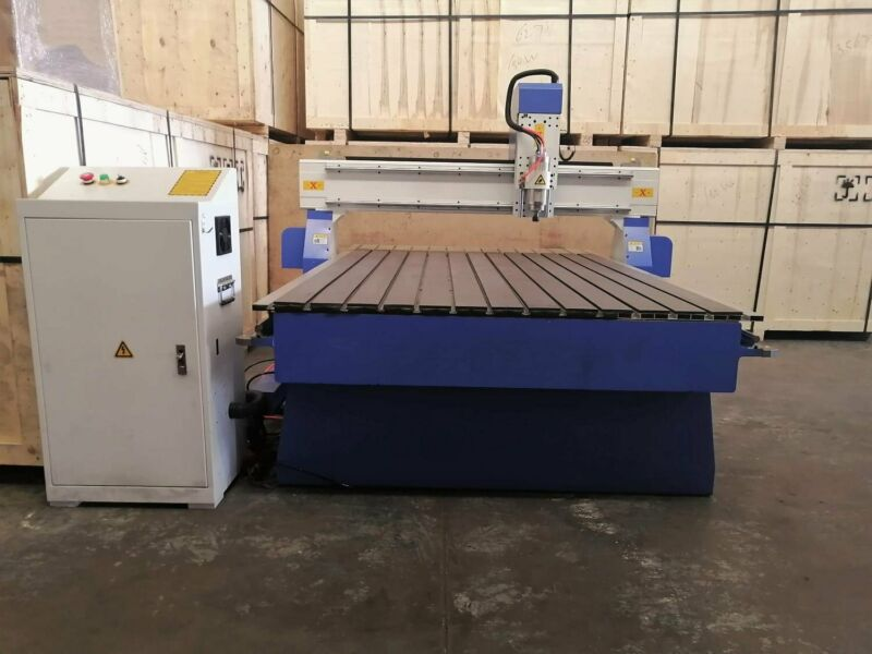 Production Woodworking Machines (CNC Routers)