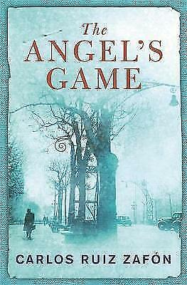 The Angel's Game, Carlos Ruiz Zafon | Hardcover Book | Good | 9780297855545