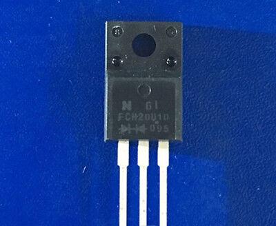 10PC S4020L Encapsulation:TO-220,SCRs1-70AMPSNON-SENSITIVEGATE