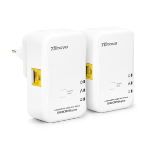 2x-500Mbps-Mini-Homeplug-Ethernet-Network-Extender-AV-Powerline-Adapter-Kit