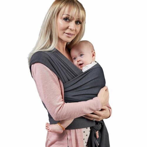 Baby Wrap Sling portador para bebé hasta 16kg35lbs