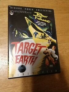 Target-Earth-DVD-Digitally-Remastered-Special-Edition-Widescreen-1954