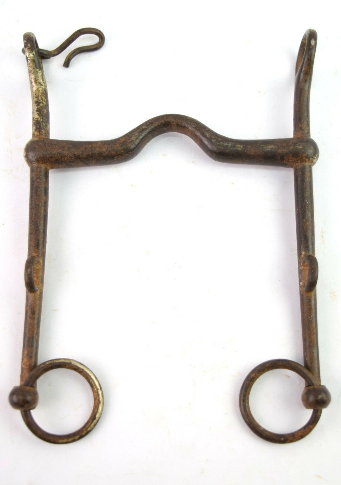Indian Art & Collectibles Horse Accessory Iron Bridle Farm Decor. G42-151 US