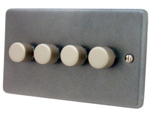 gradateurs plug sockets bt tv Étain noir cpb interrupteurs fuse cuisinière