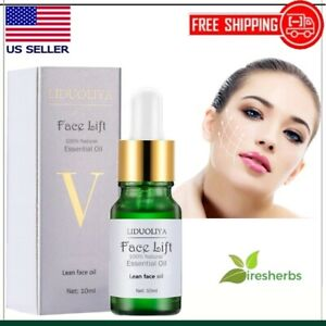 V LINE FACE Lift ESSENTIAL OIL Tightening Skin Firming Anti Aging Lifting 10 mL