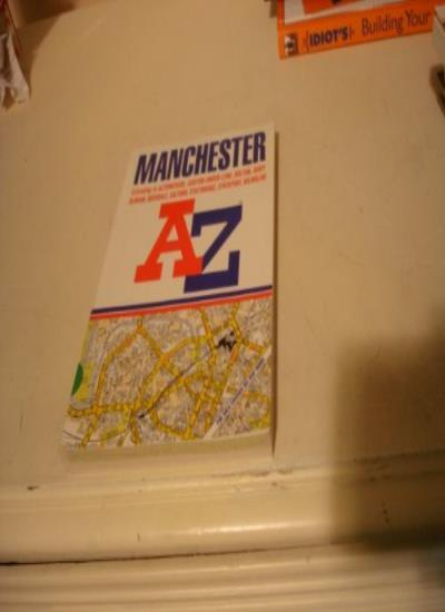 A. to Z. Street Atlas of Manchester By Geographers' A-Z Map Com .9780850394276