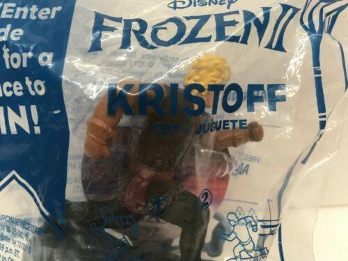 NEW 2019 McDonald's Disney Frozen 2 II KRISTOFF #5 Action Figure Happy Meal Toy
