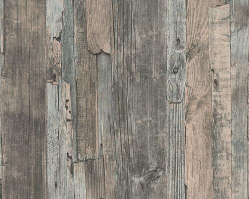 A.S.Crèation  Vlies Tapete 9540-52 954052  Best of Wood/&Stone Holzoptik Braun